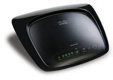 linksys router adsl: